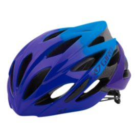 Giro Women's Sonnet Blue Purple Bike Helmet