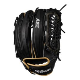 "Wilson A2K D33 11.75"" Baseball Glove - Black"