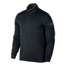 Nike Golf Men's Hypervis 1/2 Zip Shirt