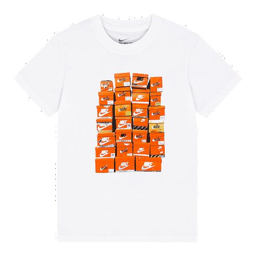24f08978 Nike Boys' 4-7 Shoebox T Shirt   Sport Chek