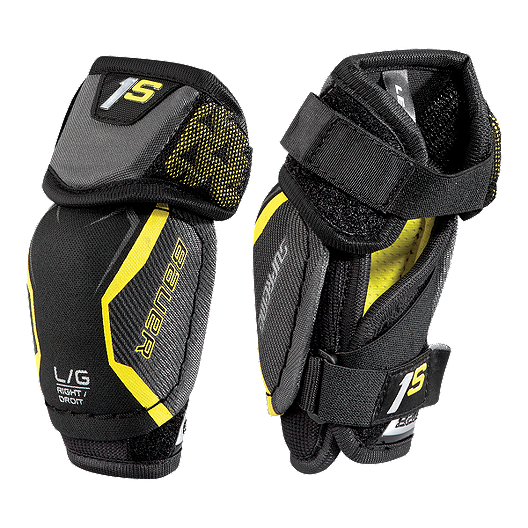 b509255b0e4 Bauer SUPREME 1S Youth Elbow Pads