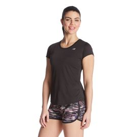 New Balance Women's Run Accelerate Short Sleeve Shirt