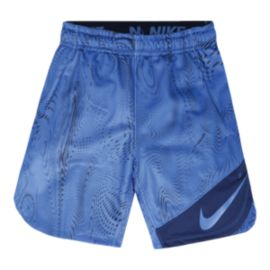 Nike Boys' 4-7 Dri-Fit Vent All Over Print Shorts