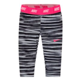 Nike Girls' 4-6X Dri-FIT™ Sport Essentials Monolith Capri Tights