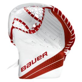 Bauer Vapor X700 Junior Catcher - White/Red