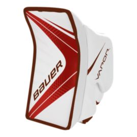 Bauer Vapor X700 Senior Blocker - White/Red