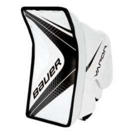 Bauer Vapor 1X Intermediate Blocker - White/Black