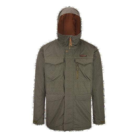 13c99295da2a Burton Covert Living Lining Men s Jacket