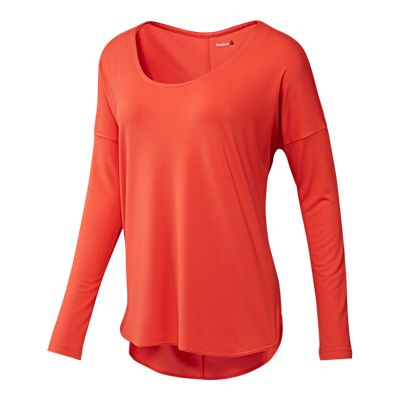 Reebok Women's Lux Long Sleeve Shirt