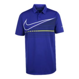 Nike Golf Boys' Victory Stripe Graphic Polo Shirt
