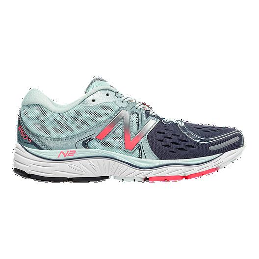 New Balance Women's 1260v6 B Width Running Shoes Teal