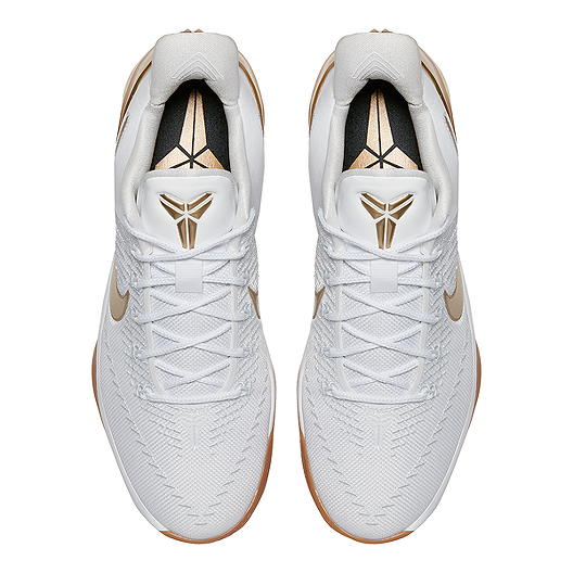 2dbb9f9f4ab Nike Men s Kobe A.D.  Big Stage  Basketball Shoes - White Gold. (0). View  Description