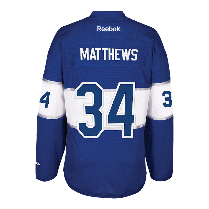 Toronto Maple Leafs Centennial Classic Auston Matthews 2017 Hockey Jersey  3bb39dbeb