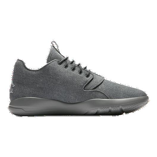 ae7c12af76d97d Nike Men s Jordan Eclipse Basketball Shoes - Heather Grey