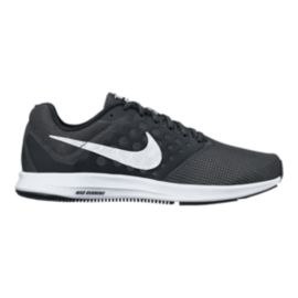 Nike Women's Downshifter 7 Running Shoes - Black/White