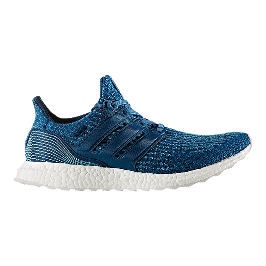 b7ec66ea4c6277 adidas Men s Ultra Boost Parley Running Shoes - Blue