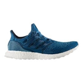adidas Men's Ultra Boost Parley Running Shoes - Blue