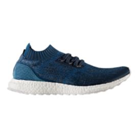 adidas Men's Ultra Boost Uncaged Parley Running Shoes - Blue
