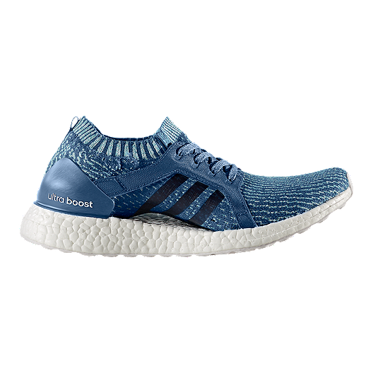 29506f5bc86ab adidas Women s Ultra Boost X Parley Running Shoes - Blue