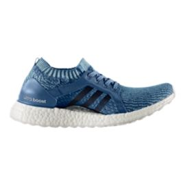 adidas Women's Ultra Boost X Parley Running Shoes - Blue