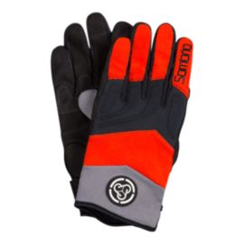 Sombrio Cartel Men's Bike Glove - Red