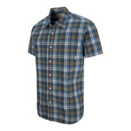 Quiksilver Men's Tidal Shift Short Sleeve Shirt