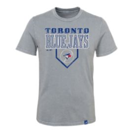 Toronto Blue Jays Kids' Heirloom Short Sleeve Mineral Wash T Shirt