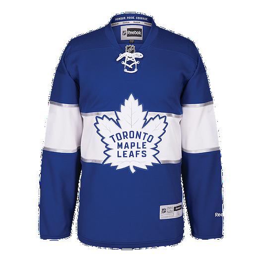 5a3823d3692 Toronto Maple Leafs Centennial Classic 2017 Premier Hockey Jersey ...
