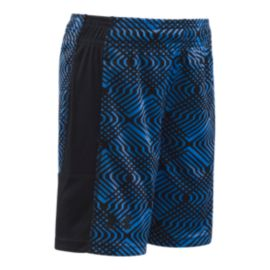 Under Armour Boys' 4-7 Stunt Printed Shorts