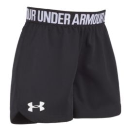 Under Armour Girls' 4-6X UA Play Up Shorts