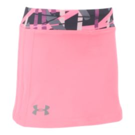 Under Armour Girls' 4-6X Shift Ladder Play Up Skort