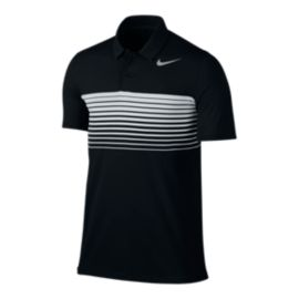 Nike Golf Men's Mobility Speed Stripe Polo