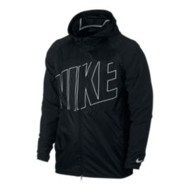Nike Golf Men's Printed Hooded Jacket