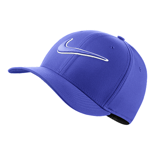 f54116fd Nike Golf Men's Classic 99 Swoosh Hat - PARAMOUNT BLUE