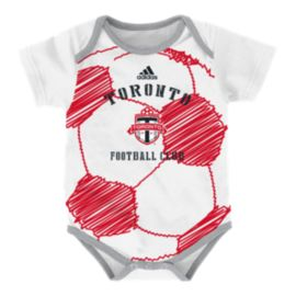 Toronto FC Baby Drop Ball Creeper