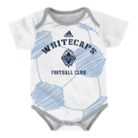Vancouver Whitecaps Baby Drop Ball Creeper