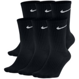 Nike Women's Performance Cush Crew Socks - 6-Pack