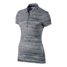 Nike Golf Women's Precision Zebra Polo