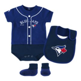 Toronto Blue Jays Baby Tiny Player Set