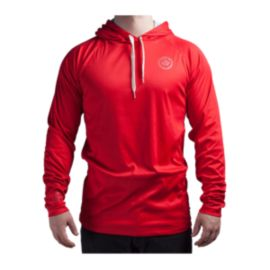Level Six Vapour Men's Hoody - True Red
