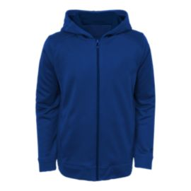 Toronto Blue Jays Kids' Club Series Full Zip Fleece Hoodie