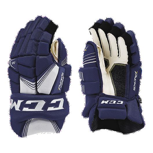 bff73d93531 CCM Tacks 7092 Senior Hockey Gloves