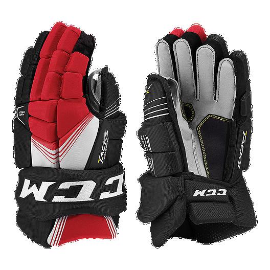 tehdasmyymälät yksityiskohdat suunnittelija muoti CCM Tacks 5092 Senior Hockey Gloves