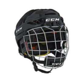 CCM Fitlite 3DS Youth Helmet Combo