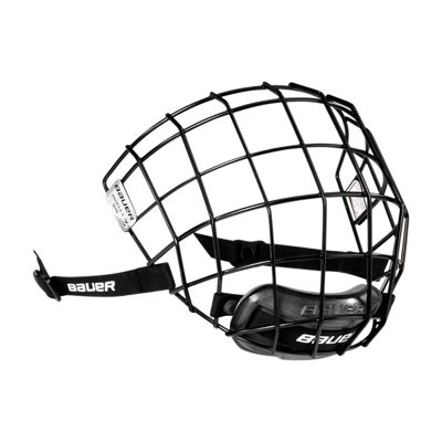 Bauer Profile II Facemask - Black