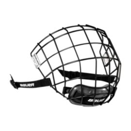 Bauer Profile II Facemask - Black