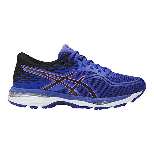 9da8e76081dd Asics Women s Gel Cumulus 19 Running Shoes Indigo Purple Black Orange by  Sport Chek