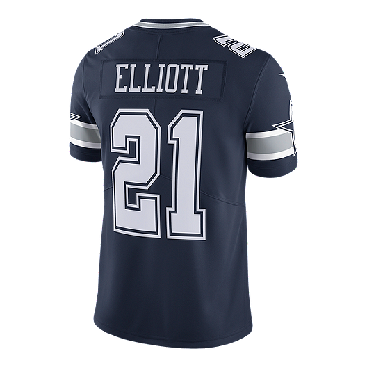 super popular c5141 e3b71 Dallas Cowboys Ezekiel Elliot Limited Football Jersey