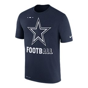 Dallas Cowboys Nike Legend Football T Shirt 2427d7787