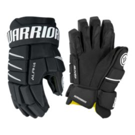 Warrior Alpha QX5 Senior Hockey Gloves
